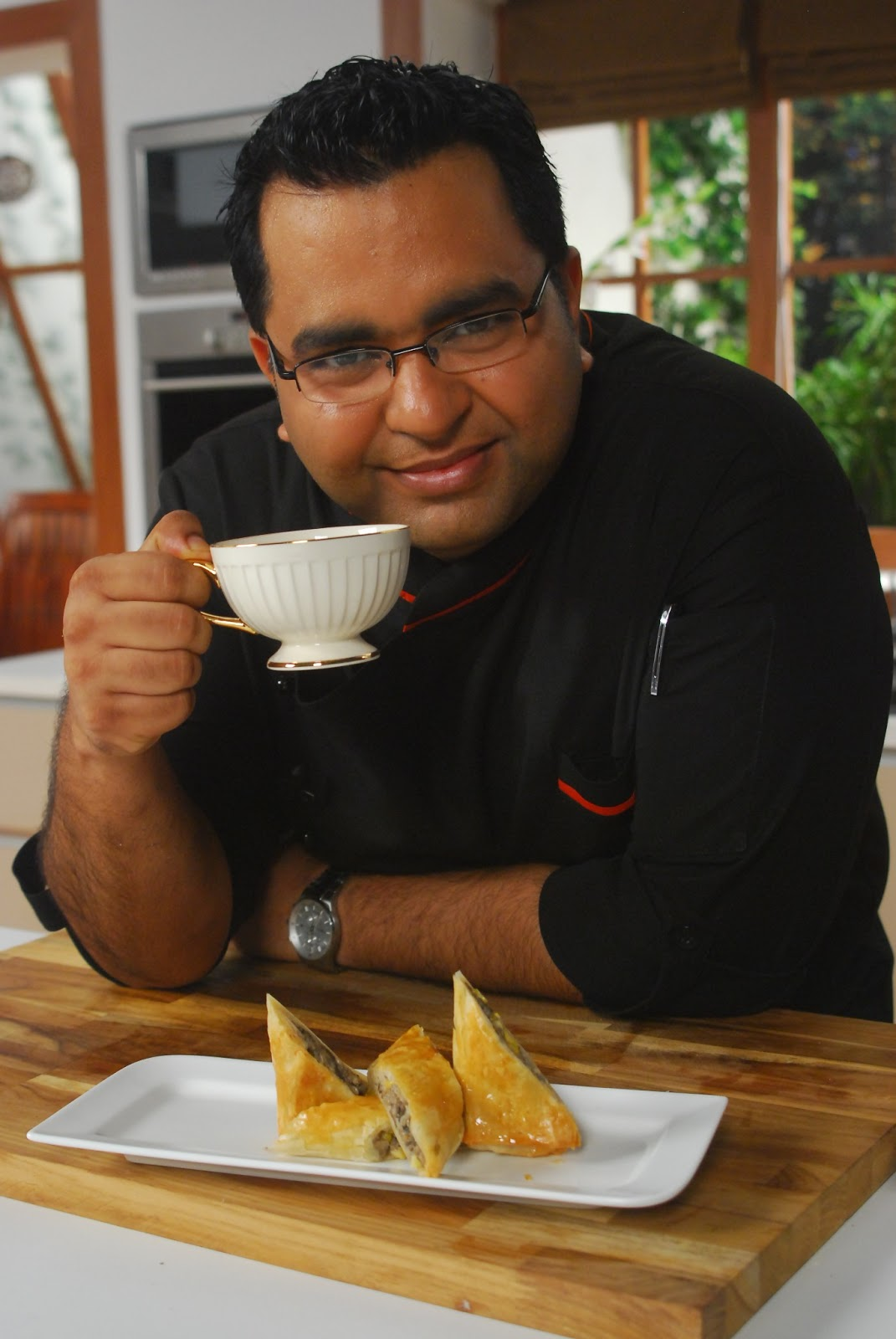 The westin mumbai garden city experience high tea with executive at the westin mumbai garden city he is responsible for the food and beverages of the hotel which include prego one of mumbais finest italian specialty forumfinder Images