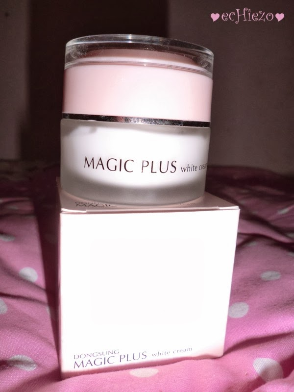 Lolita Everyday Magic Plus White Cream