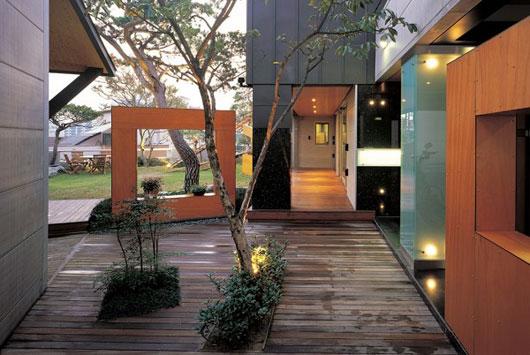 Korean house design back 2 home