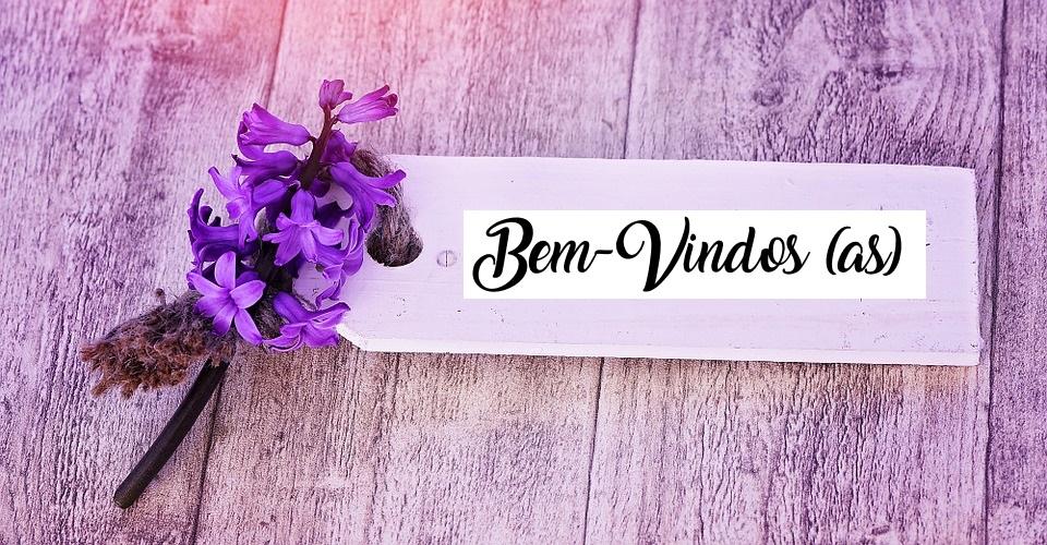Bem-Vindos (as), Bienvenida, Welcome!