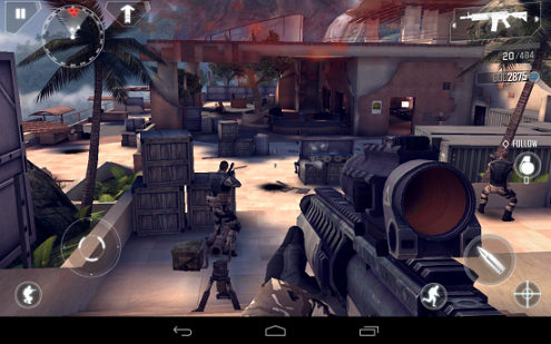 Download Call of Duty 1.4.2.546 Android Apps APK (Game Perang Untuk Smartphone)