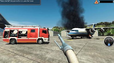 Free Download Games Plant Firefighter Simulator 2014 Full Version For PC