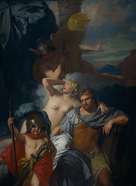 odysseus calypso lairesse