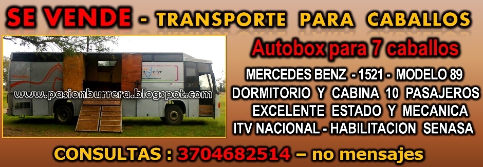 SE VENDE - AUTOBOX