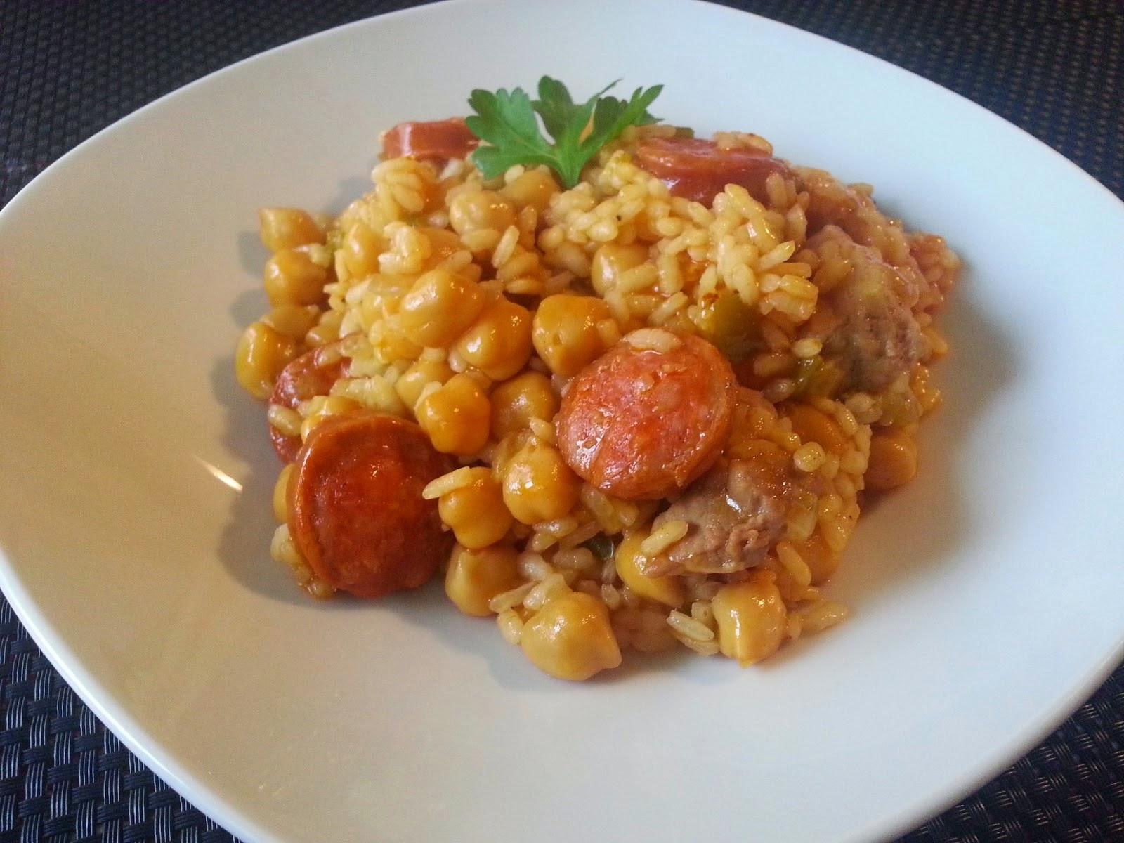 Cinco recetas con garbanzos cocina for Como cocinar fabada asturiana
