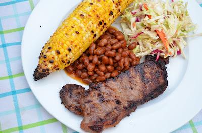 Walmart Summer Steak BBQ on a Budget Challenge – $25 Walmart Gift Card Giveaway