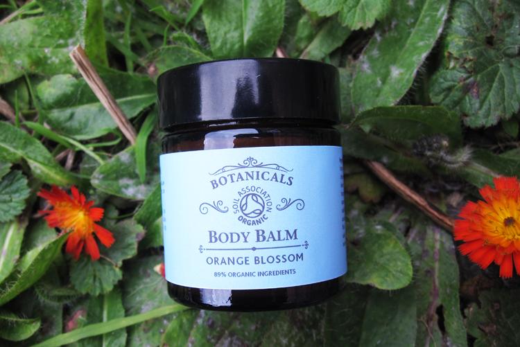 Botanicals Body Balm Orange Blossom