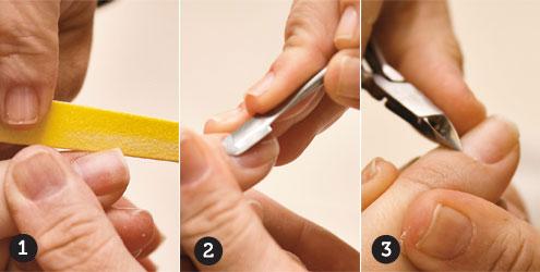nail art Como fazer sua própria Francesinha nos Pés