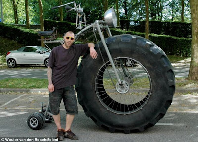 monster bike big wheel