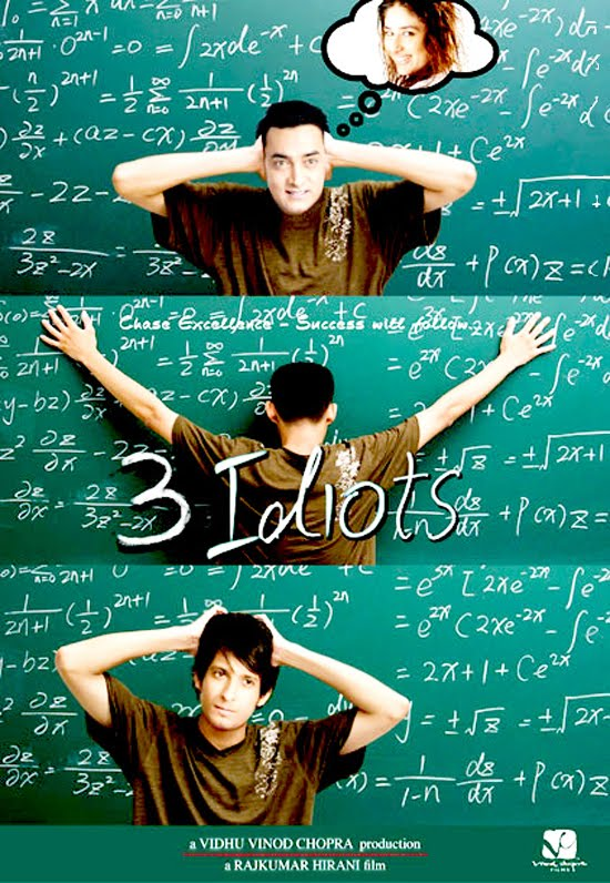 3 idiota 3 idiots, the biggest blockbuster of the hindi movie industry, a movie everyone saw and enjoyed too why did everyone love it it was because it.
