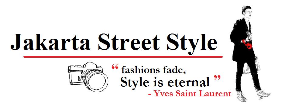 Jakarta Street Style