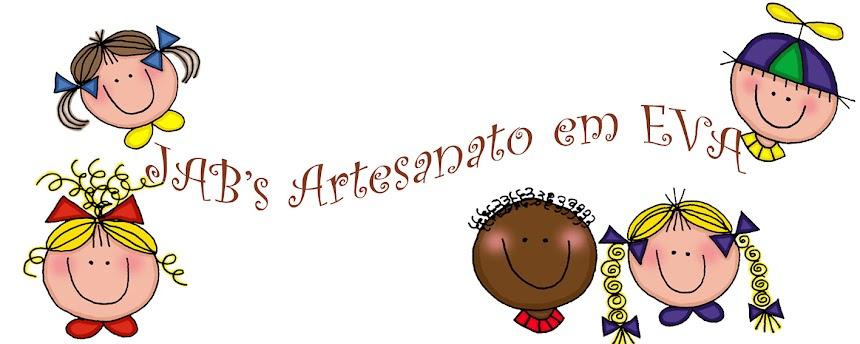 JAB's Artesanato em EVA