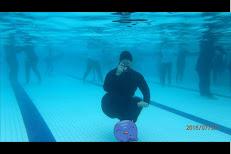 Aksi 'Underwater'