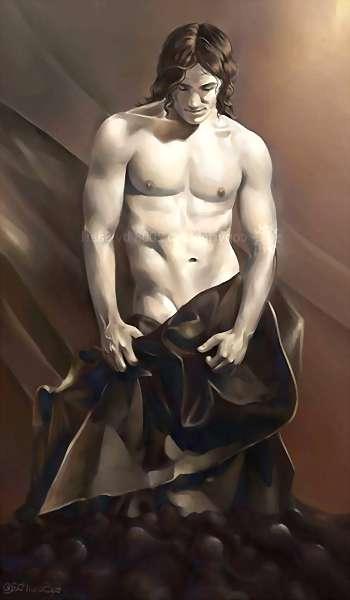 image of male boy tube