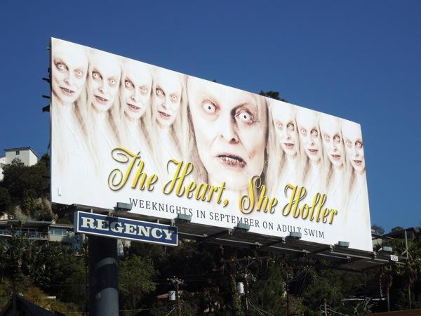 The Heart She Holler season 2 billboard