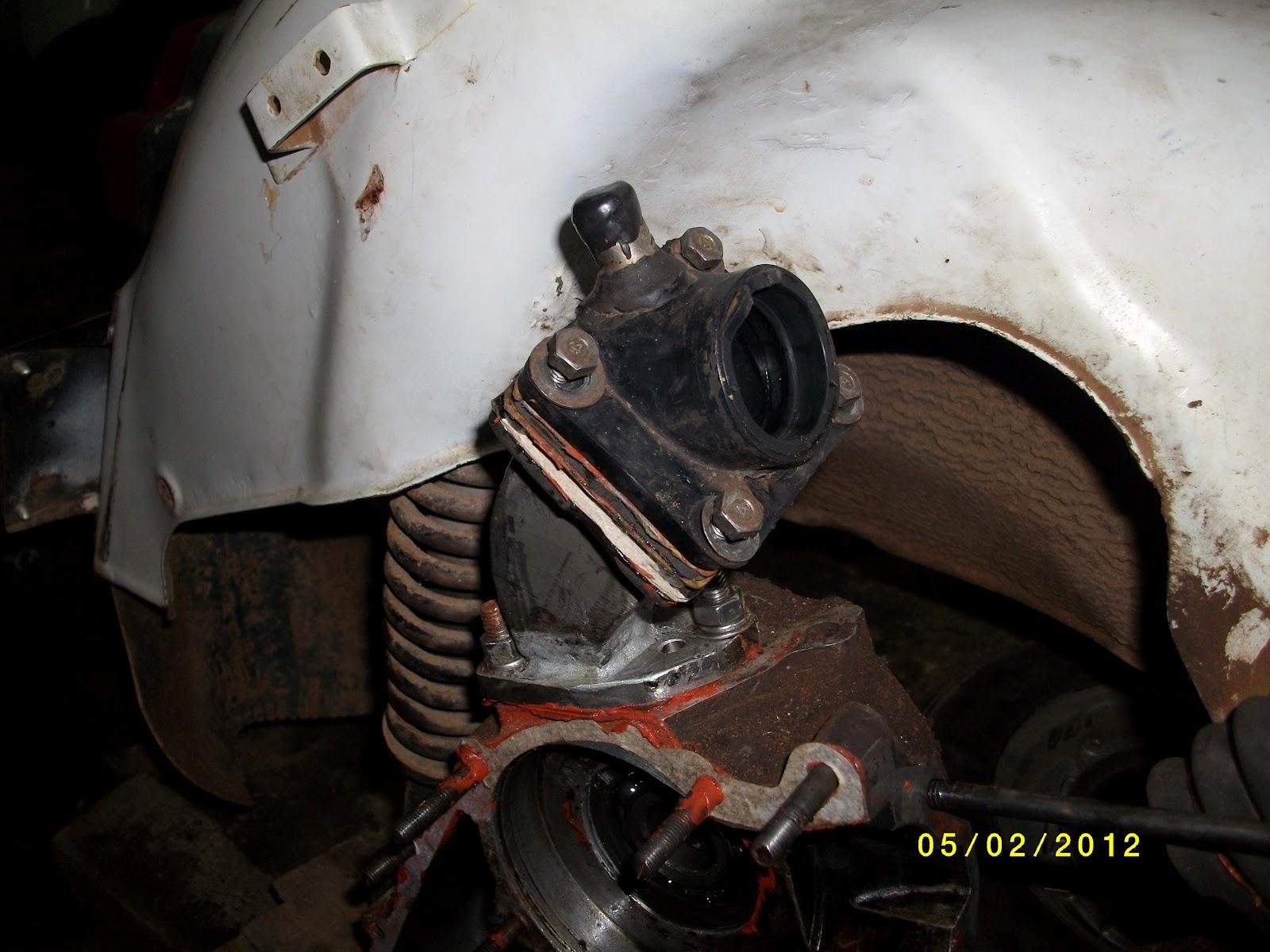 Panjang yang penting bisa untuk memasang karburator di membran