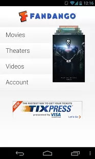 Download Fandango Movies Android