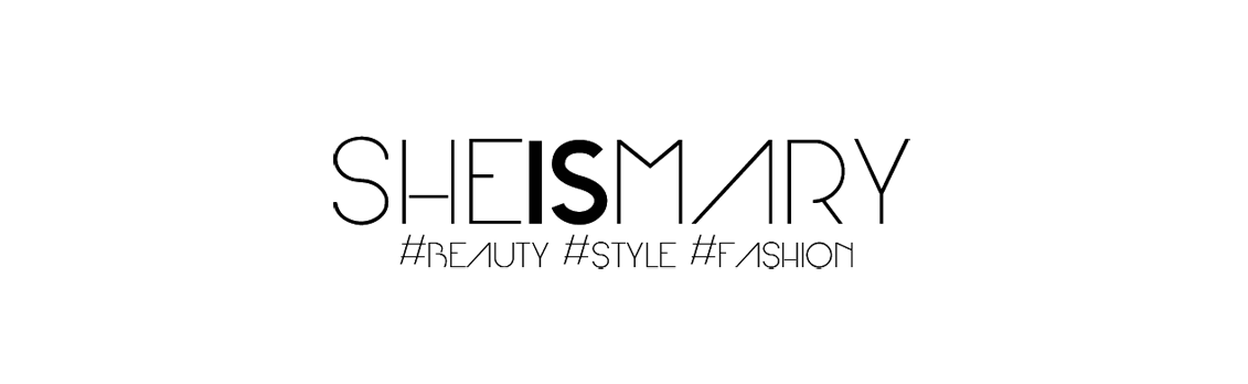She is Mary | Beauty & Fashion Blog