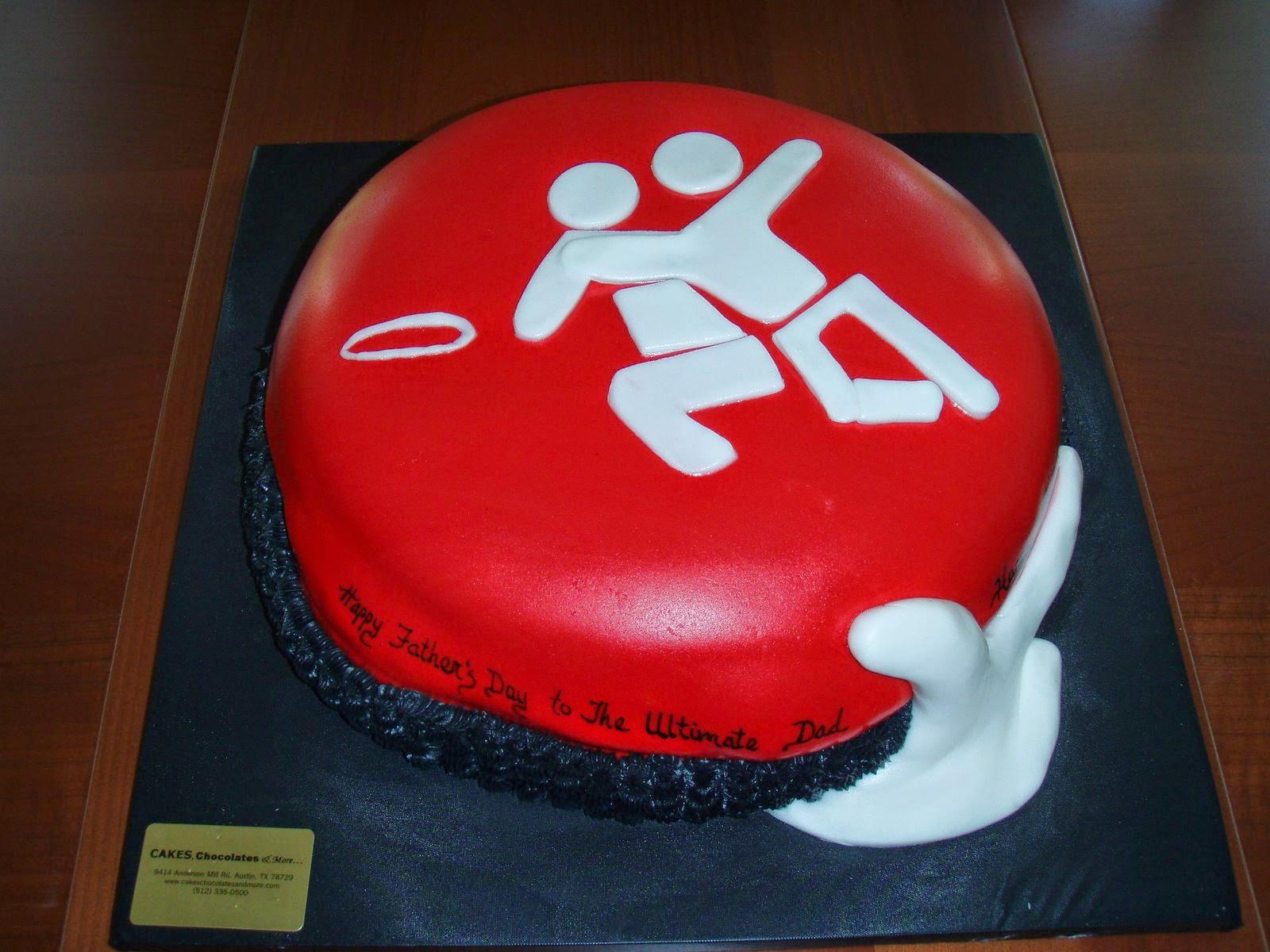 Sludge Output  Ultimate Frisbee Cake