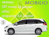 Honda Mobilio 2015