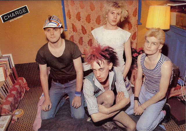 80s Punk Bands Youve Never Heard Of ~ vintage everyday
