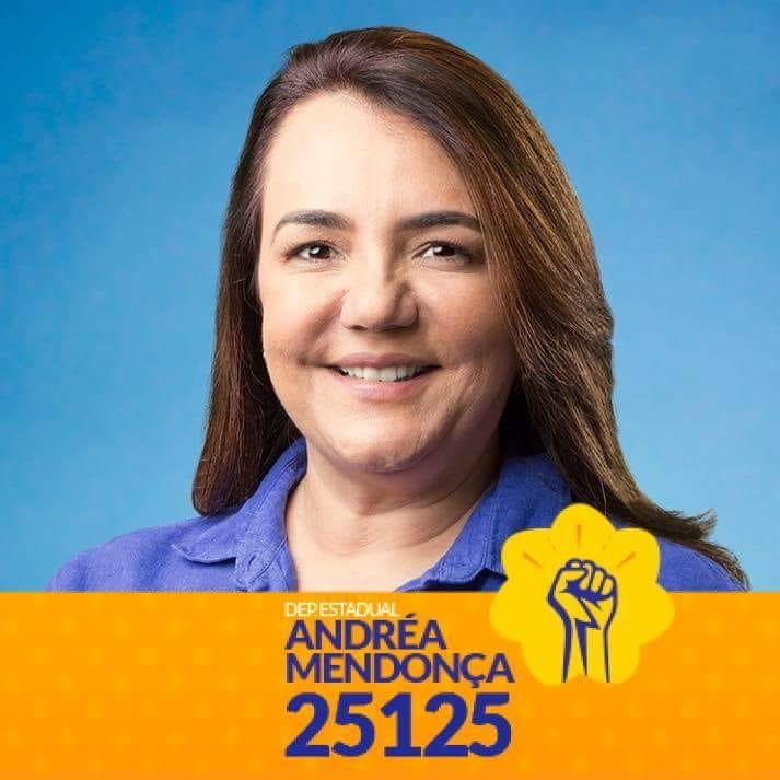 Andreá Mendonça