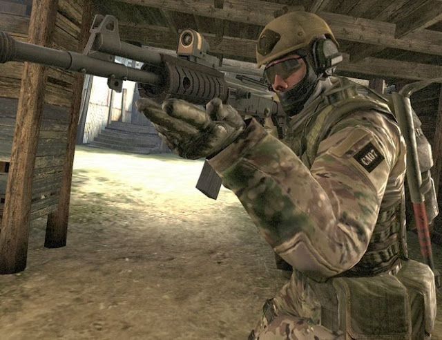 Counter-Strike: GO new update has been rolled out by great offer