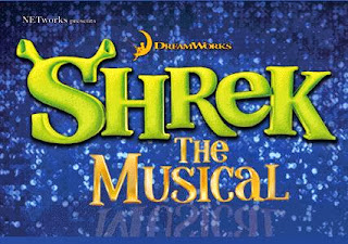 The Shrek Musical GIVEAWAY!!