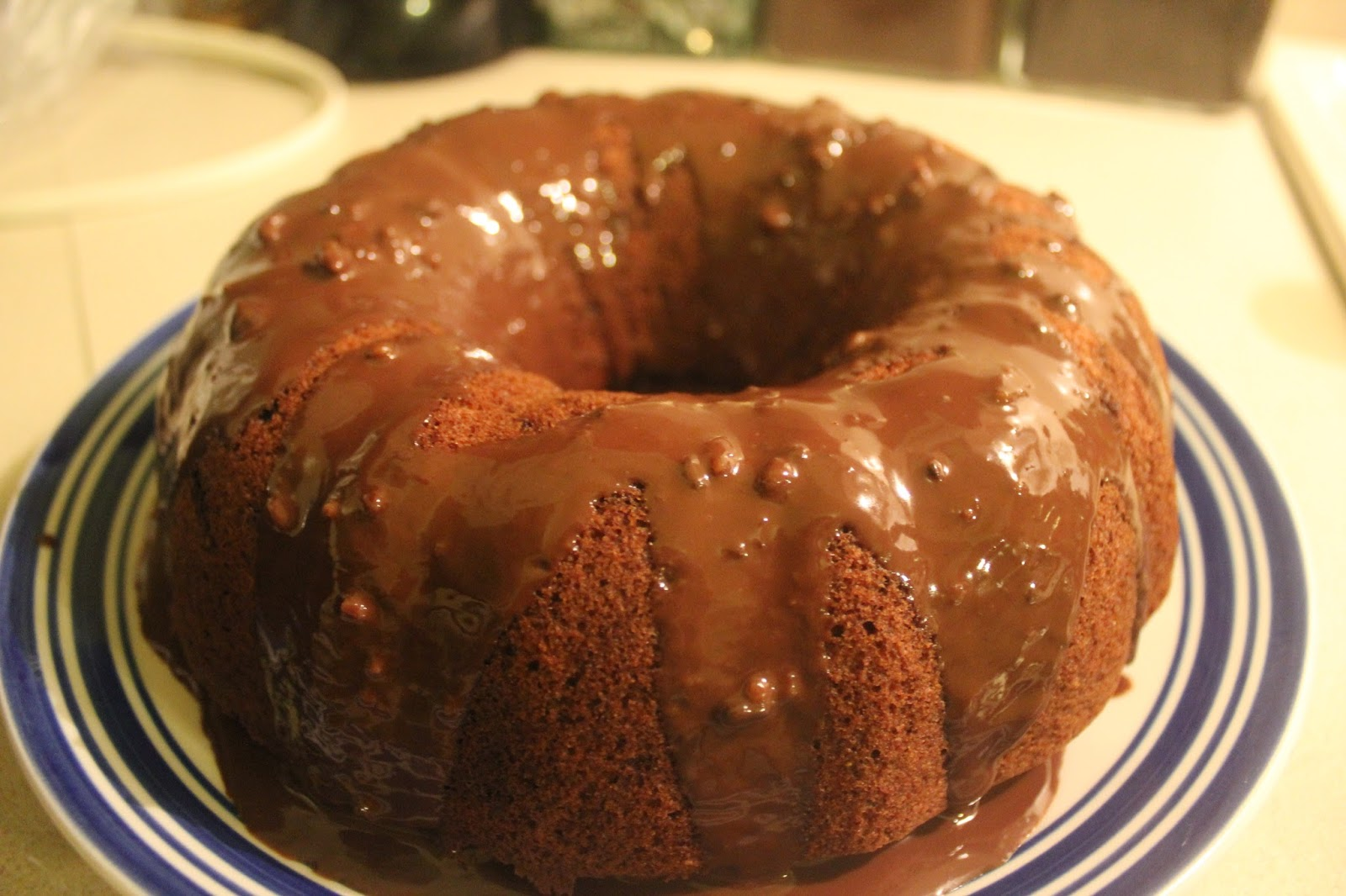 how to make banana cake at home in oven