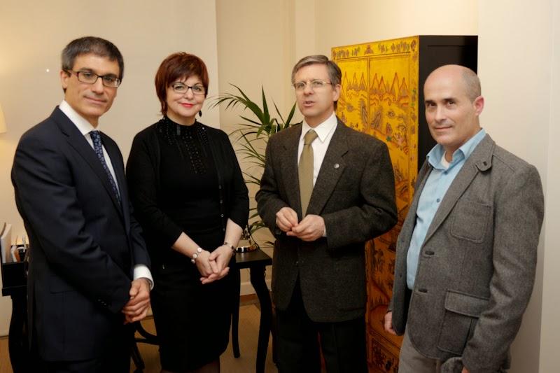 Recibimos el apoyo de la Facultad de Medicina de la Universidad de Murcia