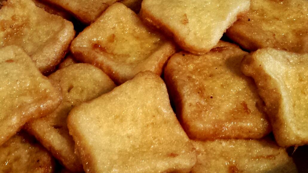 torrijas con miel