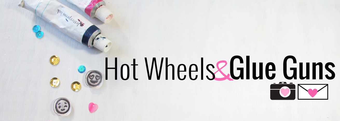 Hot Wheels and Glue Guns- Custom and On Site Scrapbooks!
