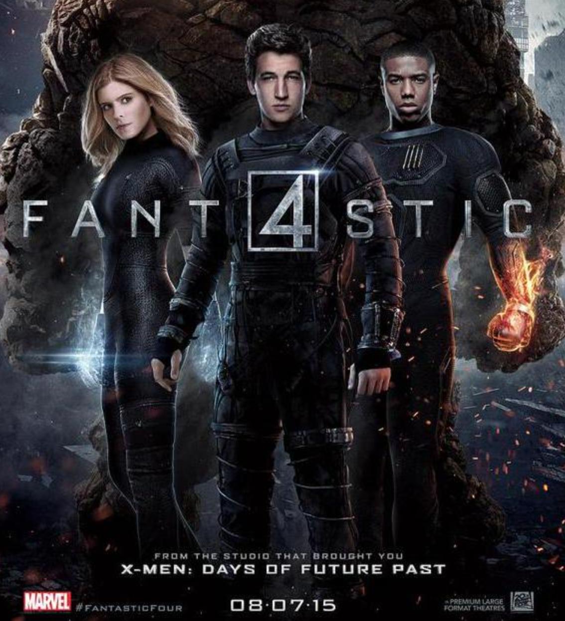 Cuatro Fantásticos (2015)