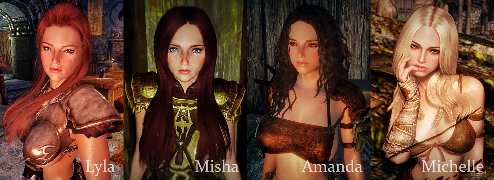 Hot Skyrim Girl Mods