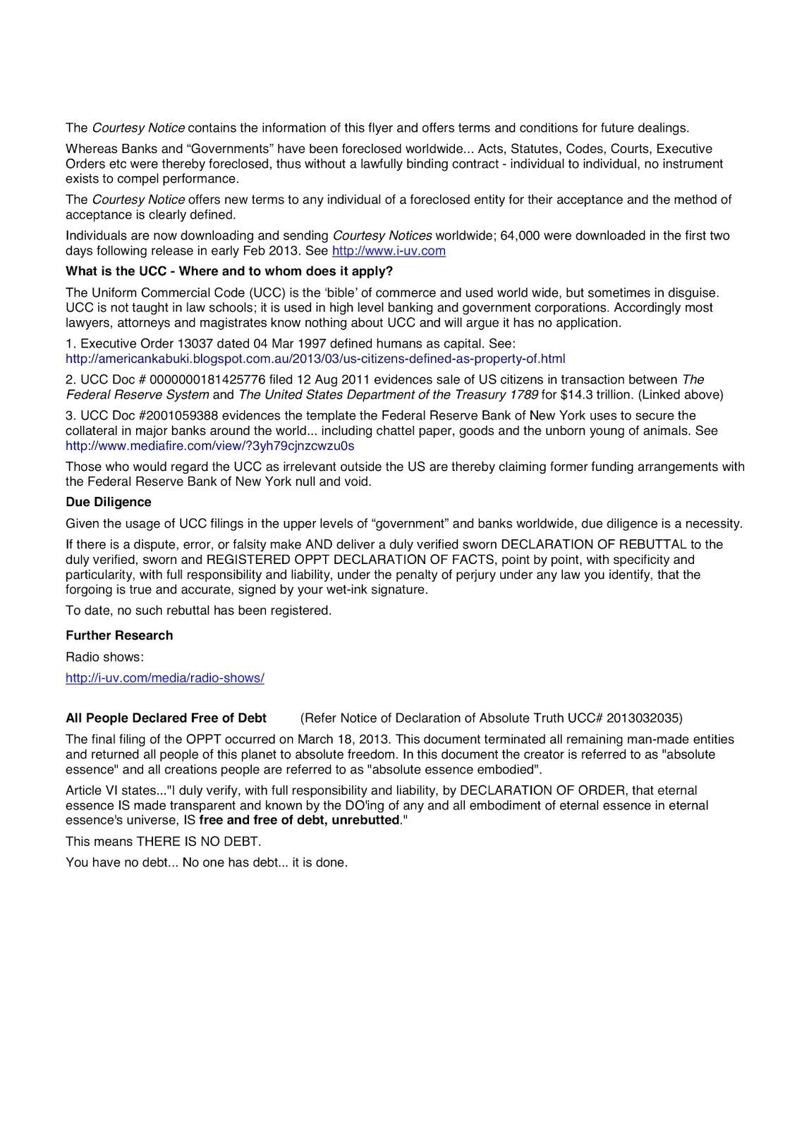fair debt collection practices act notice