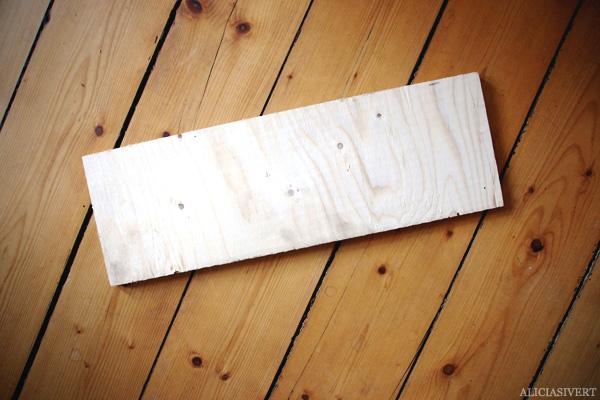 aliciasivert, alicia sivertsson, bräda, board, alster och makeri, skapande, kreativitet