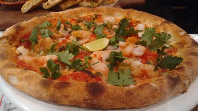 Jamie's Pizzeria - Stargazy