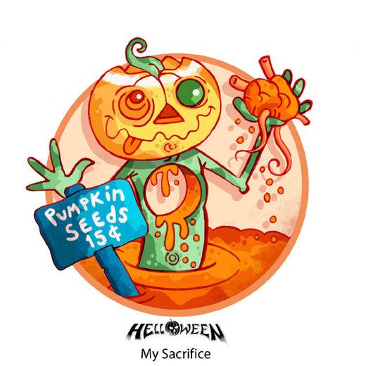 Helloween - My Sacrifice por StigmataMarcos