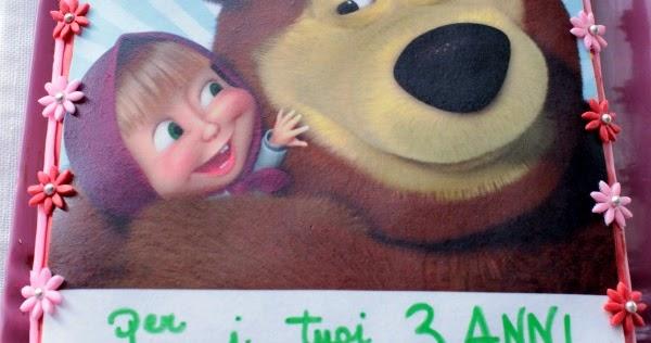 Masha e orso schemi punto croce gratis di wally