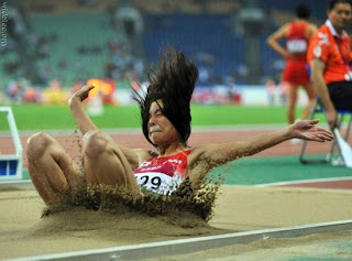 funny picture of long jump