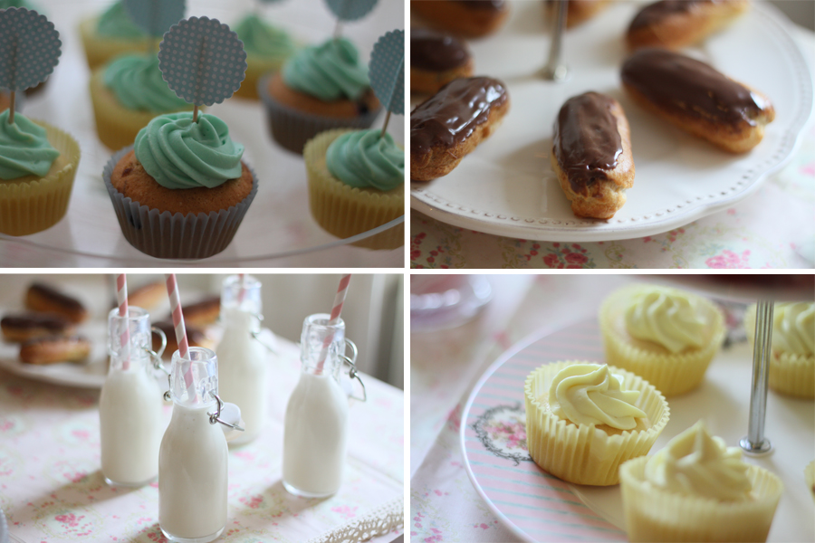 sweet table gourmandises