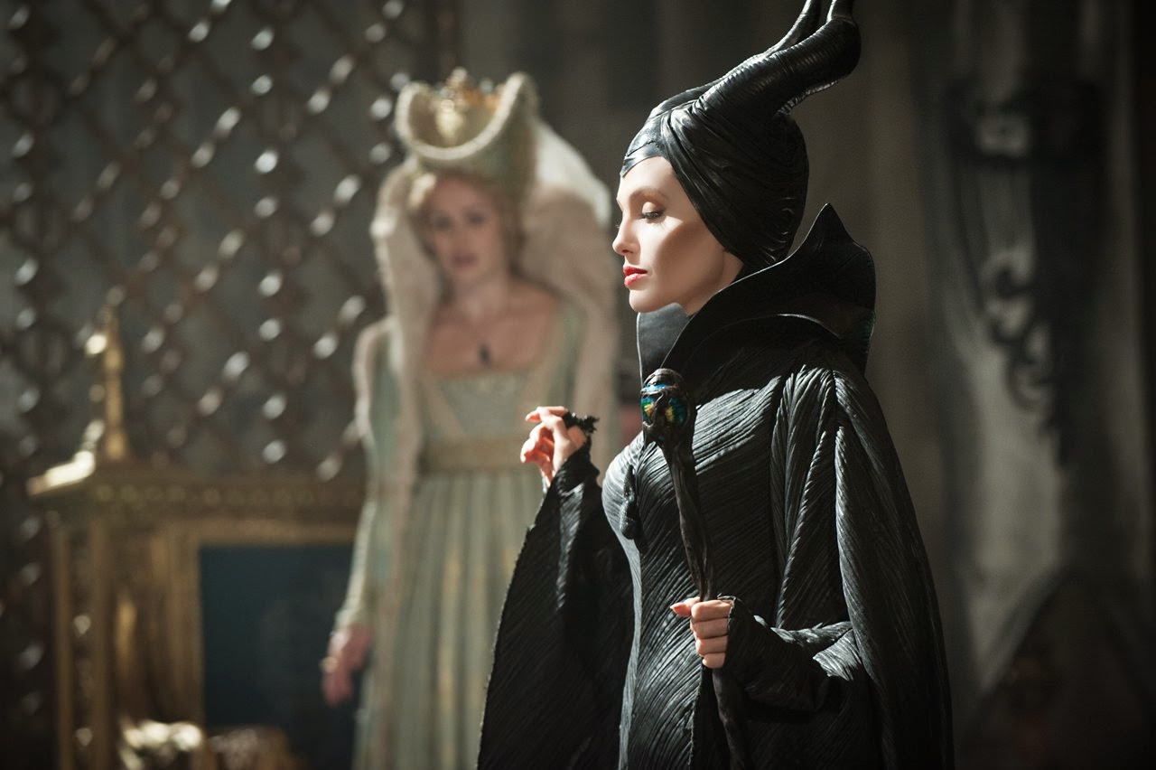 maleficent-hannah new-angelina jolie