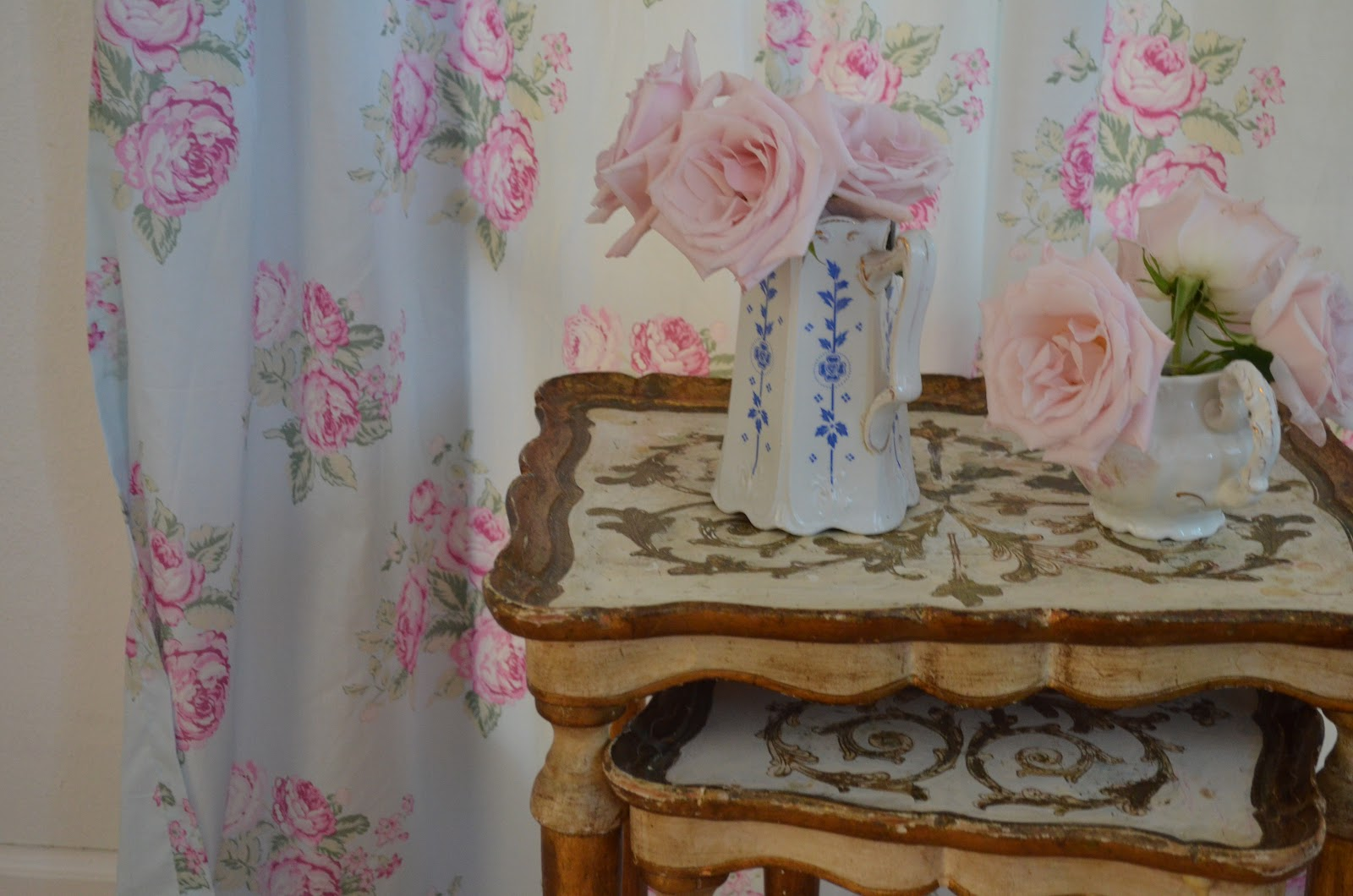 Simply Shabby Chic Curtains from Target, I have both Pink and blue ...