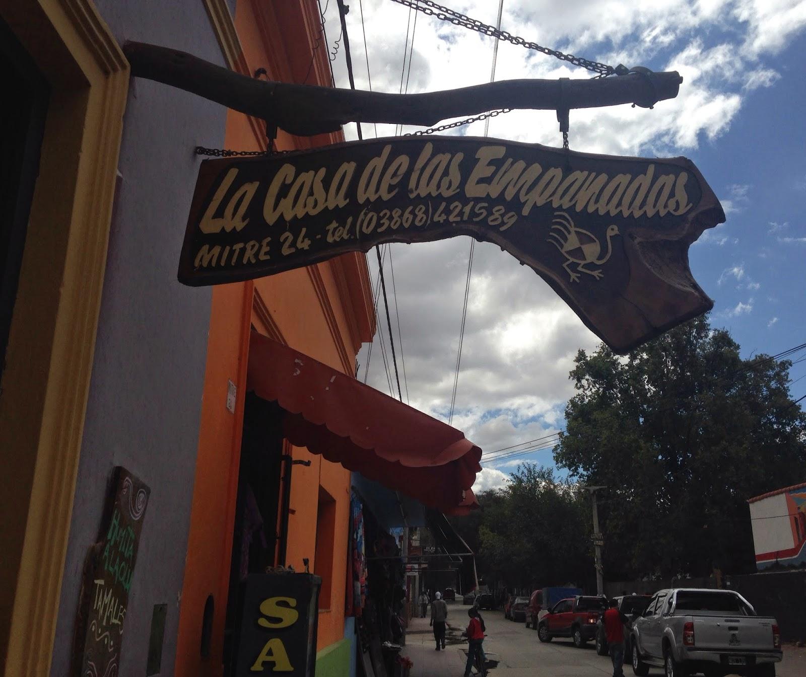 casa de empanadas cafayate argentina