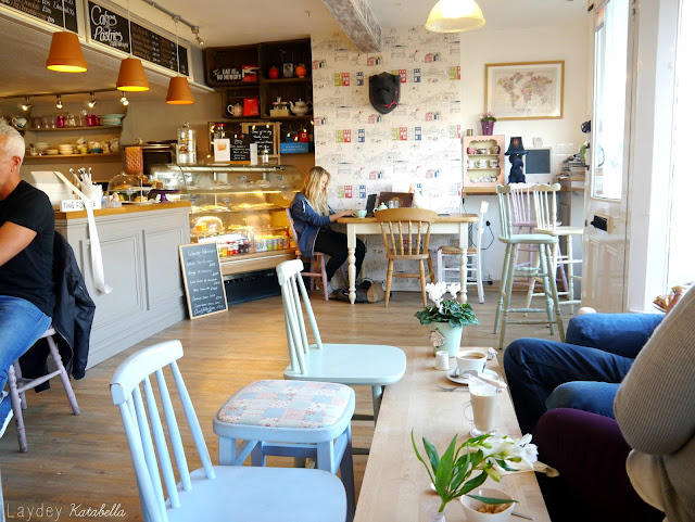 wild frost café, Ramsey