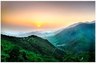 Mussoorie (Best Honeymoon Destinations In India) 3