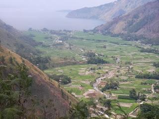 Mengenang Perburuan ikan  Ihan Mahseer di Hulu Sungai Silang Bakara, danau Toba