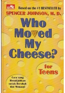 Buku Who Moved my Cheese by Spencer Jhonso