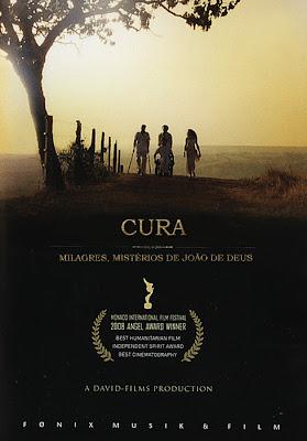Cura: Milagres, Mistérios de João de Deus - DVDRip Dublado