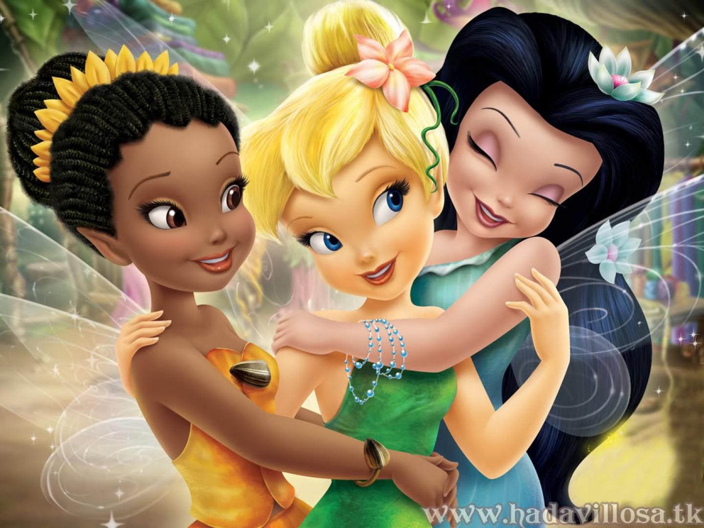 Fondos de Pantalla Hadas Disney